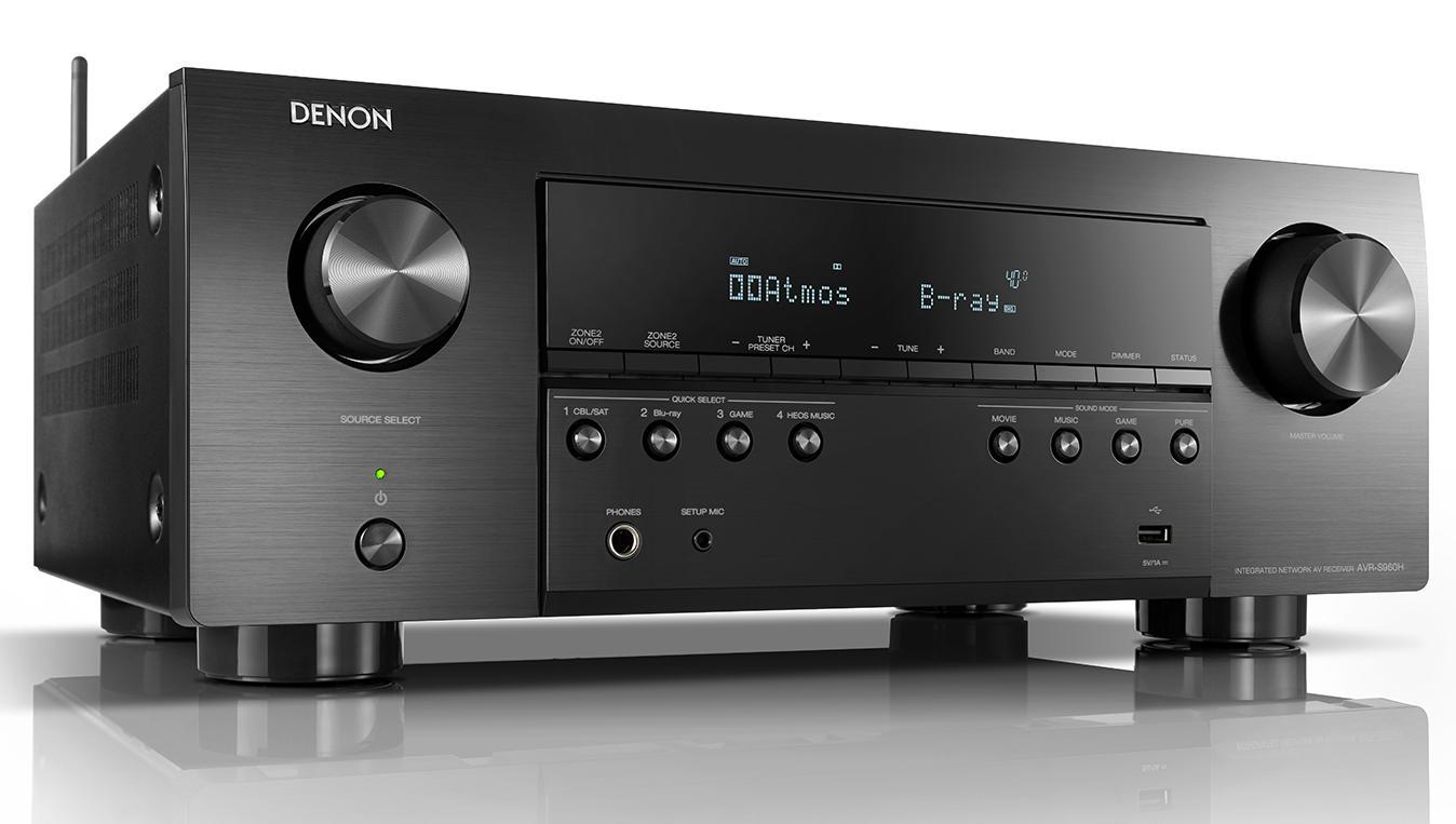 AV ресивер Denon AVR-S960