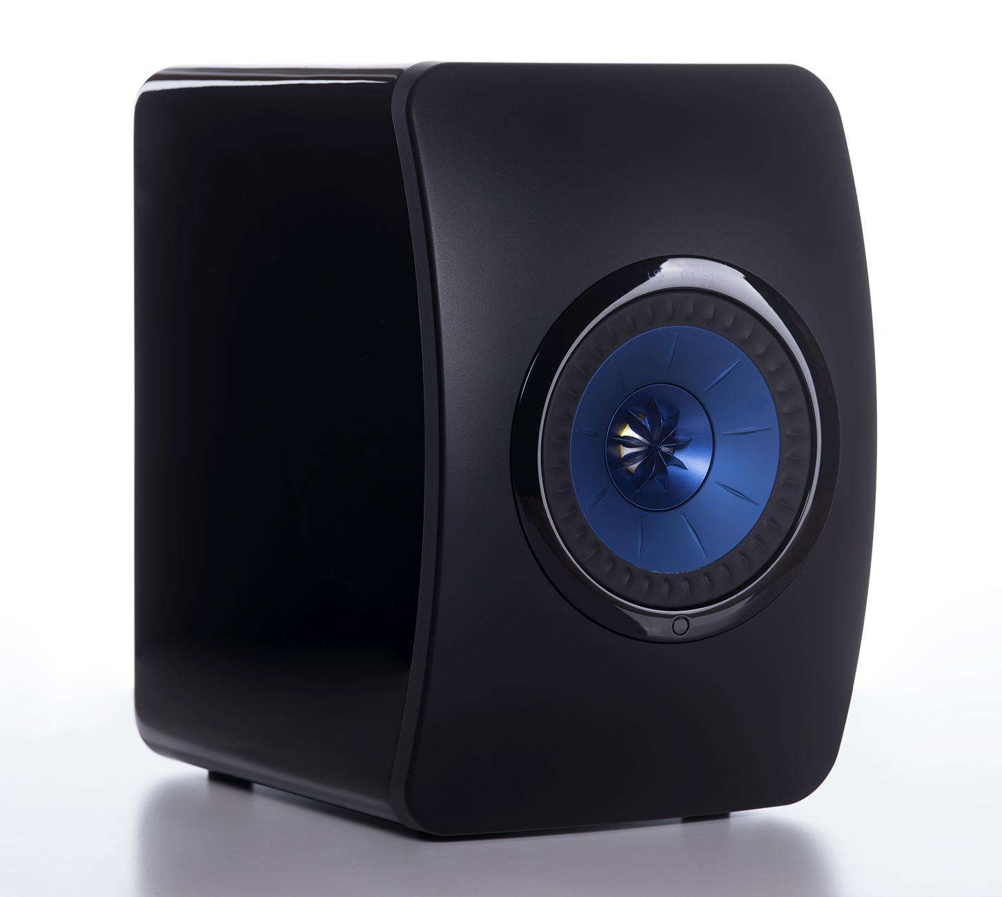 Акустическая система KEF LS50 Wireless Black