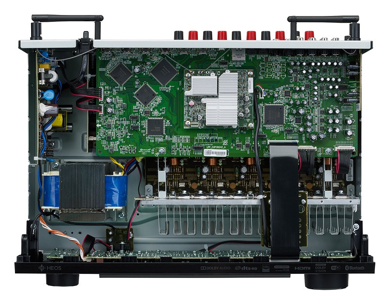 AV ресивер Denon AVR-S650H