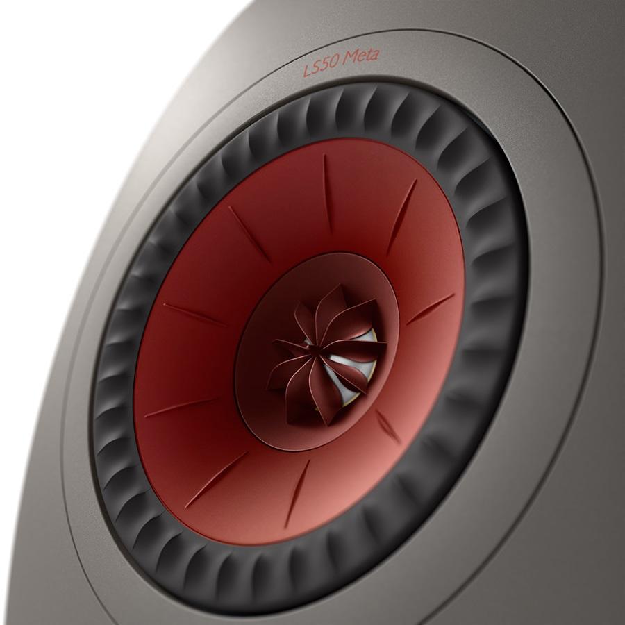 Акустическая система KEF LS50 Meta Titanium Grey