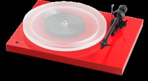 Проигрыватель винила Pro-Ject Debut Carbon RecordMaster HiRes (2M Red)