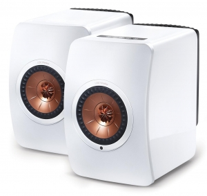 Акустическая системаKEF LS50 Wireless White