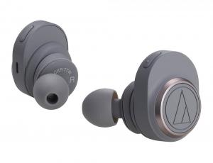 Наушники Audio Technica ATH-CKR7TW GY