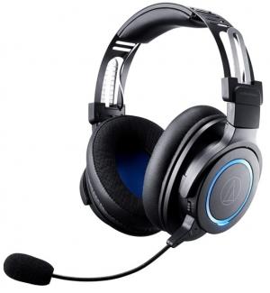 Игровая гарнитура Audio Technica ATH-G1WL