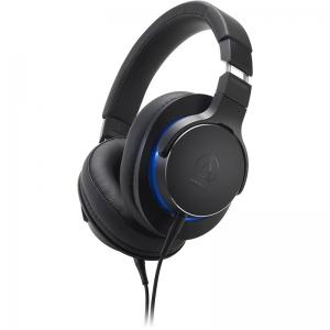 Наушники Audio Technica ATH-MSR7B BK