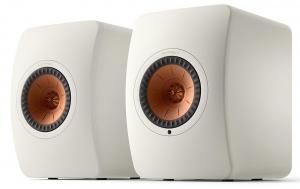 Акустическая система KEF LS50 Wireless II Mineral White