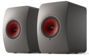 Акустическая система KEF LS50 Wireless II Titanium Grey