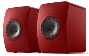 Акустическая система KEF LS50 Wireless II Crimson Red Special Edition