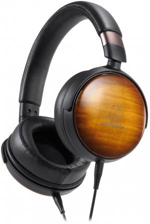 Наушники Audio Technica ATH-WP900 Wooden