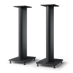 Стойка под акустику KEF S2 Floor Stand Carbon Black