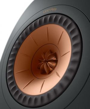 Акустическая система KEF LS50 Meta Carbon Black