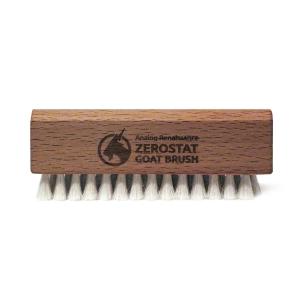 Универсальная щетка из козьей шерсти для чистки пластинок Analog Renaissance ZeroStat