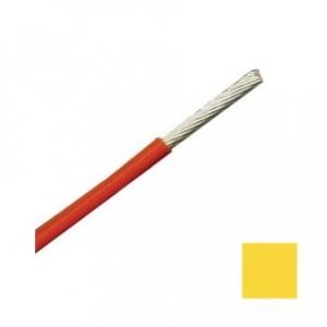 Акустический кабель Van Den Hul SCS - 12 yellow, в нарезку